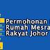 Permohonan Bantuan Rumah Mesra Rakyat Johor 2016