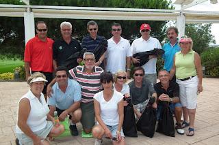 Guanyadors Torneig del Pernil del Penedes Club al P&P El Vendrell