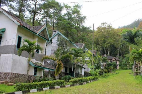 Villa Camp Gathering Akbar KACI IV