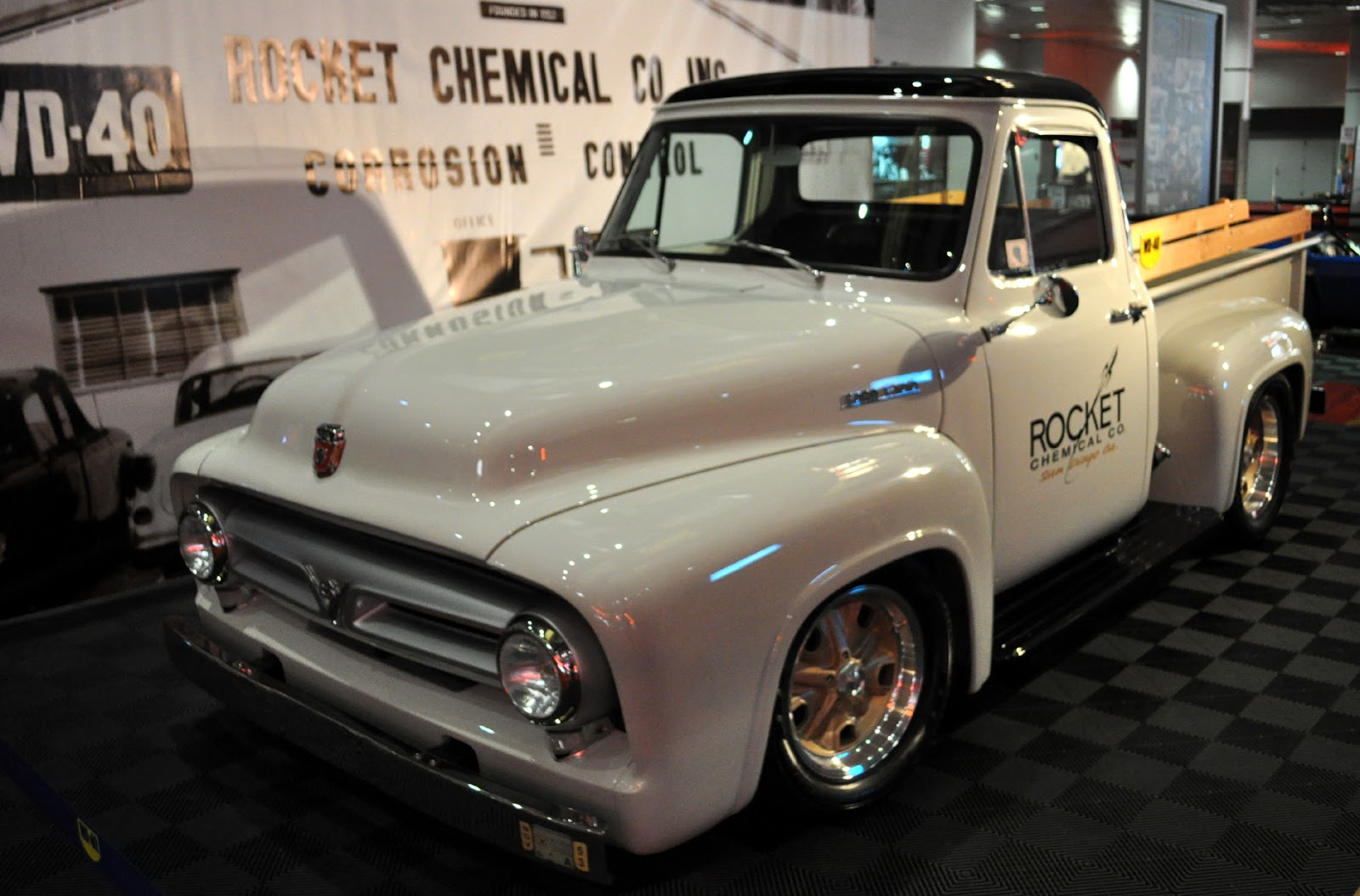 Just A Car Guy: Foose and WD 40 made this a very cool ...