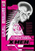 Ultimate Comics X-Men #24 Cover