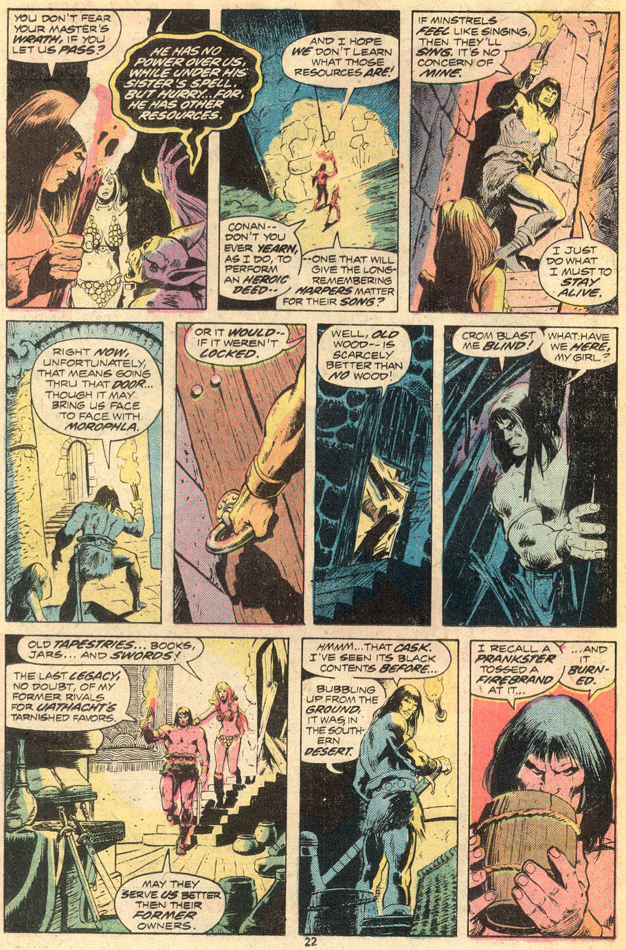 Conan the Barbarian (1970) Issue #44 #56 - English 13
