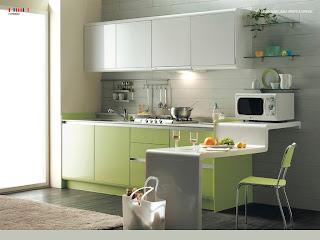 dapur desain interior rumah minimalis
