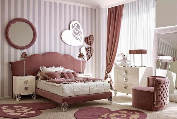 Dise O De Dormitorios Juveniles Para Chicas Decoraciones