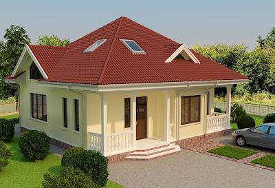 Proiecte de case de locuit in Chisinau, Republica Moldova (md)