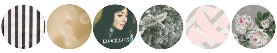 lark and lace - lifestyle blogging and pretty things