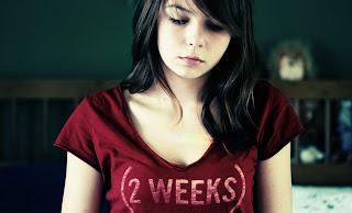 Sad Girl HD Wallpaper