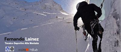 Fernando Lainez. Técnico Deportivo Alta Montaña