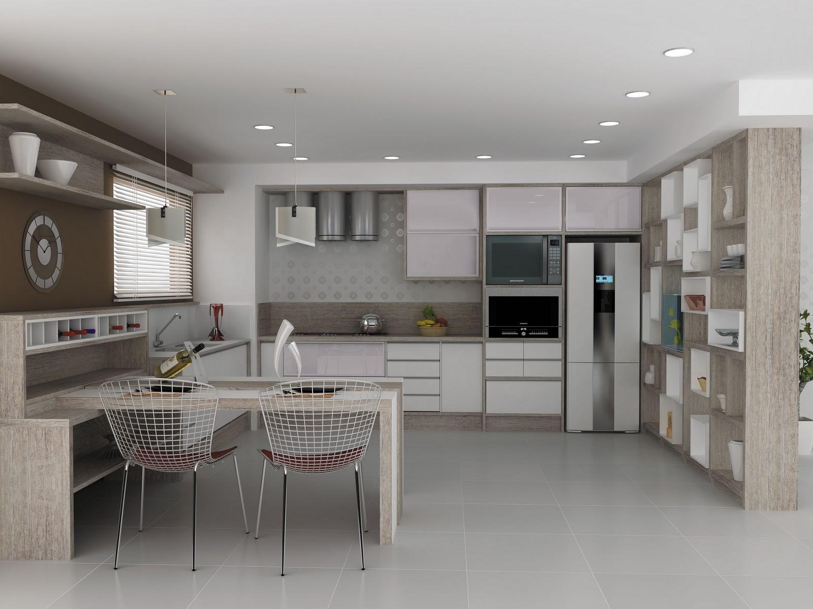 Sua Casa Dell Anno Cozinhas E Mveis Planejados Tattoo Design Bild #3C3631 1600 1200