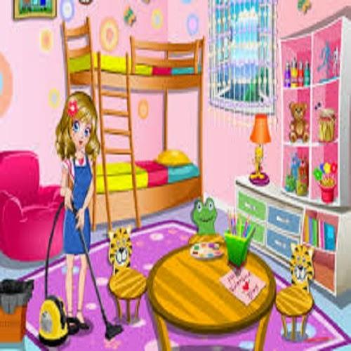 العاب تنظيف البيت