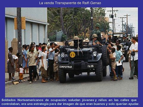 the history of american occupation of the dominican republic But the dominican republic in 1965 was one of the exceptions, when  united  states had a long history of intervening in the dominican republic, even  occupying  open military intervention in latin america — though anti- communist covert.