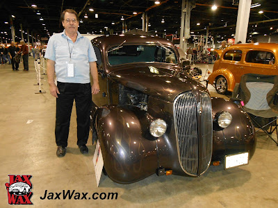 1937 Plymouth Jax Wax Chicago World of Wheels