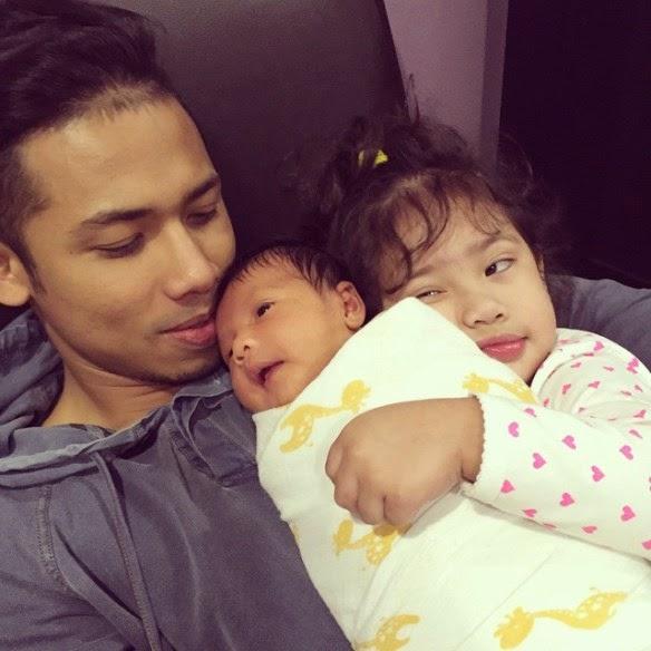 5 Gambar Anak Kedua Nabil Ahmad Leyla Medina Yang Super Cute