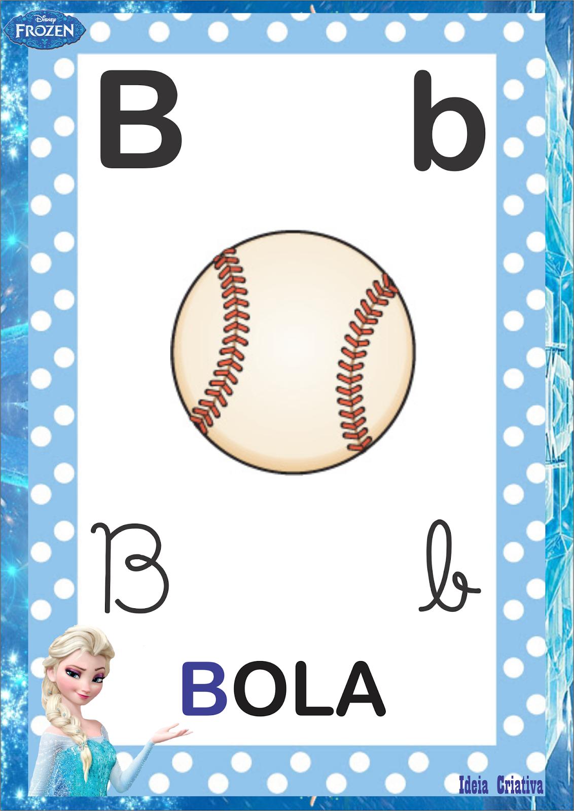 Alfabetiza o cefapro pontes e lacerda mt alfabeto - Formas de letras para decorar ...