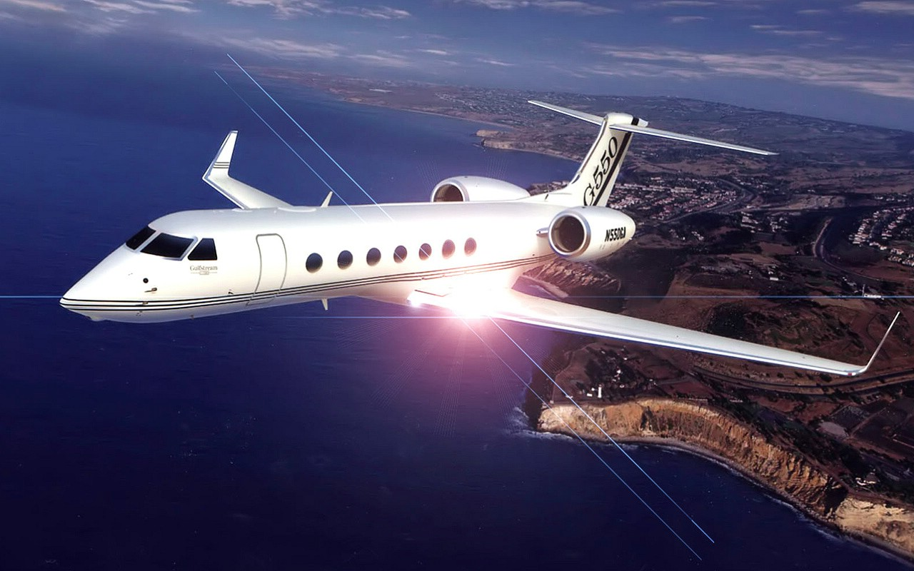Private Jets Wallpapers  Wallpaper Albums