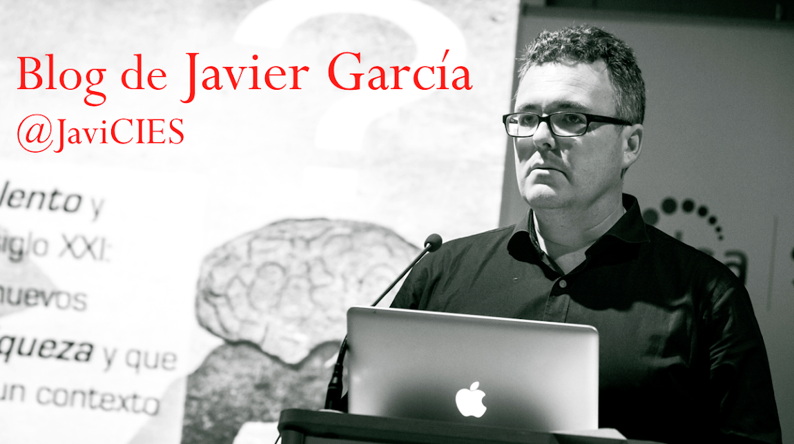 Blog de Javier García (@JaviCIES)