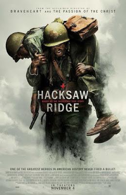 Hacksaw Ridge 2016 DVD R1 NTSC Latino