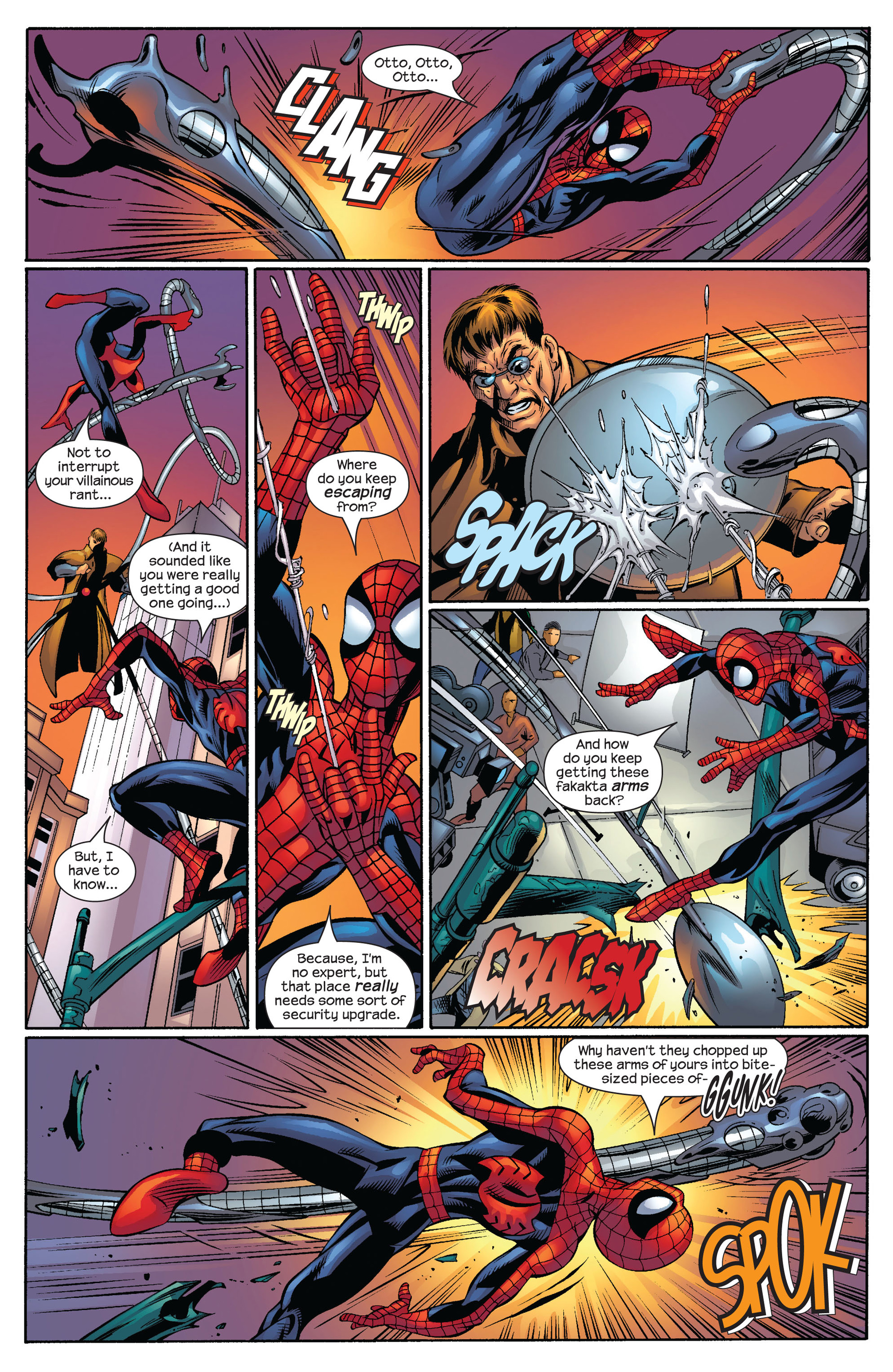 Ultimate Spider-Man (2000) Issue #56 #60 - English 8