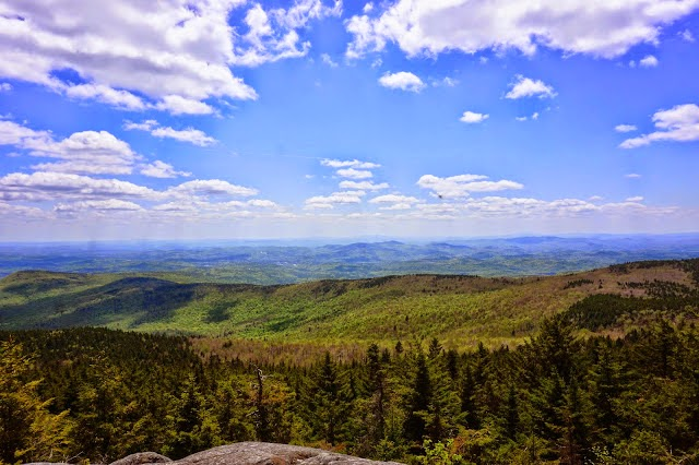 Mount Kearsarge-Warner-New Hampshire-Travel The East