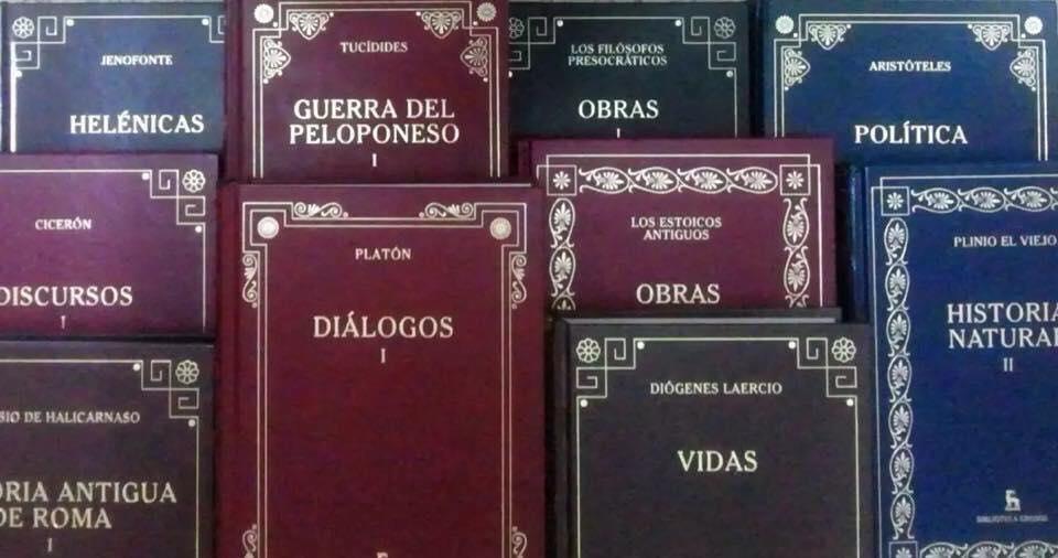 FUENTES CLÁSICAS (Por autores)