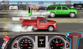 for Android. Game Drag Racing 4x4 free download.