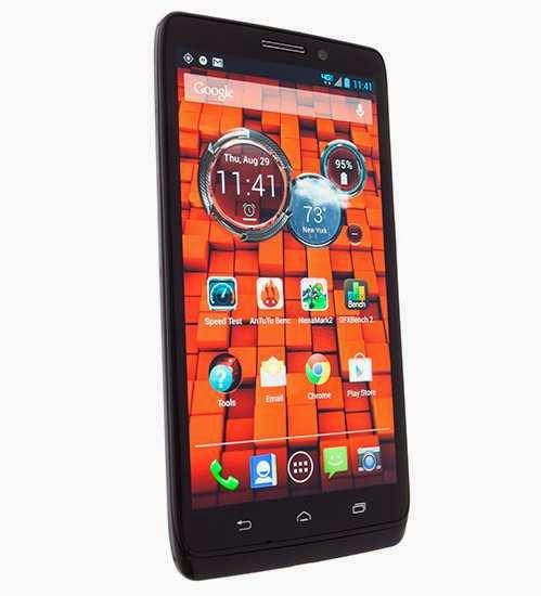 Harga dan Spesifikasi Motorola DROID Maxx_1