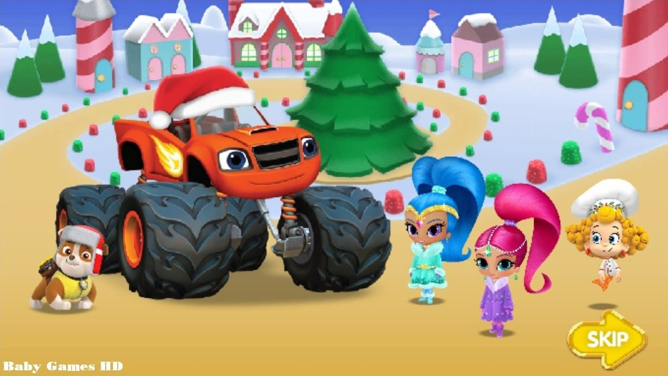 nick jr crhistmas festivall 2016 Games | video blogger