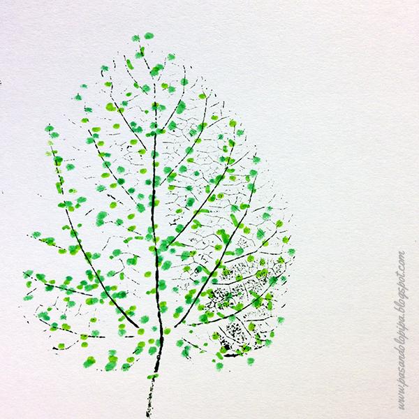 Resultado: dibujo del árbol