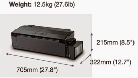Epson L1800 Price in Canada