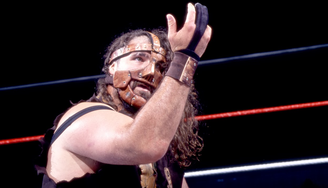 the wrestling blog a short rant about wrongly blaming mick foley