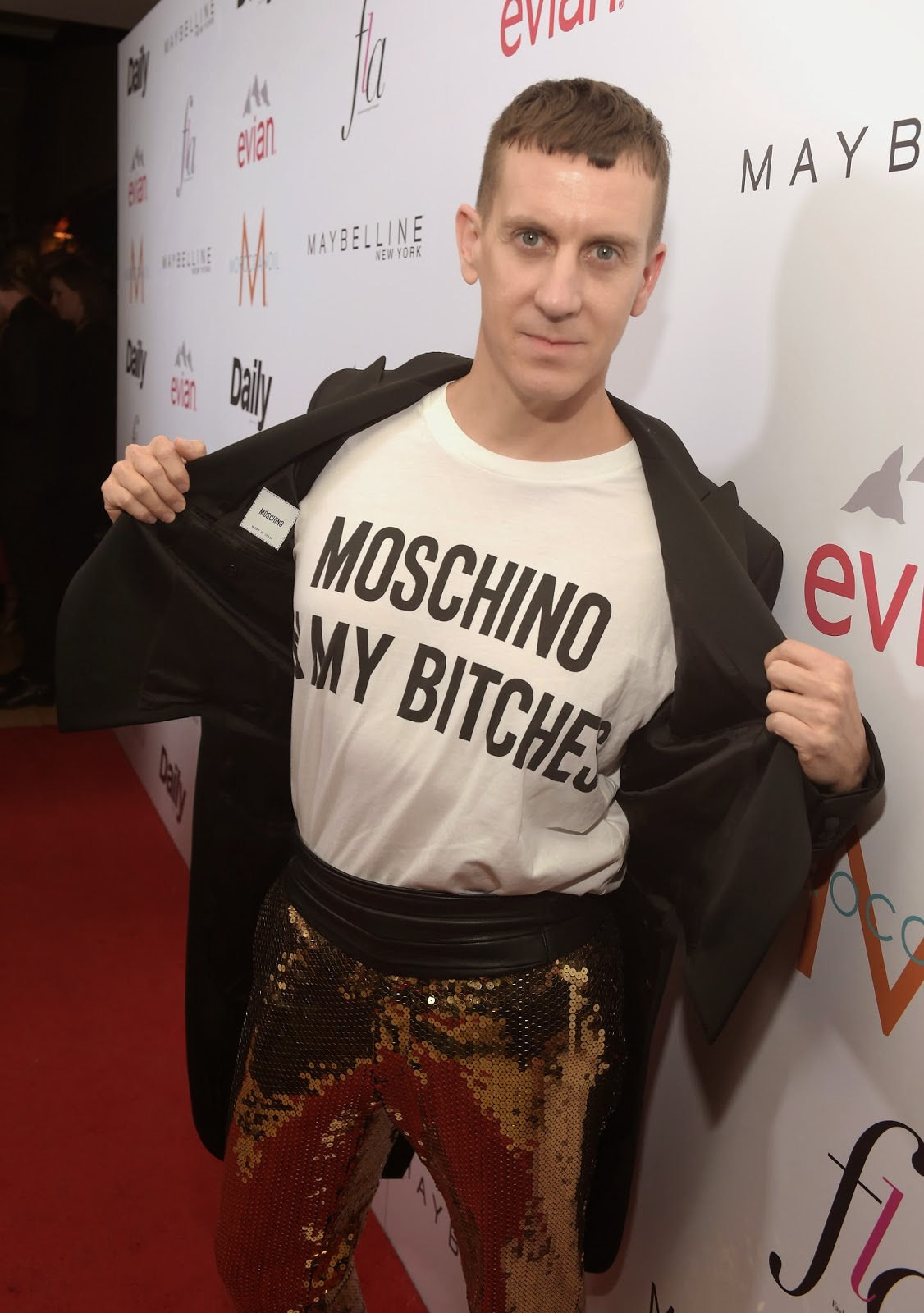 Jeremy Scott at Fashion Los Angeles Awards 2015