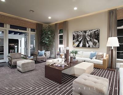 Contoh Desain Ruang Keluarga Mewah
