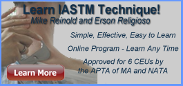 #IASTM Technique