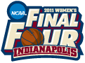 NCAAW tournament logo