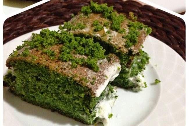 Ispanaklı Kolay Kek Tarifi ve Kek Tarifleri Kolay Yapımı