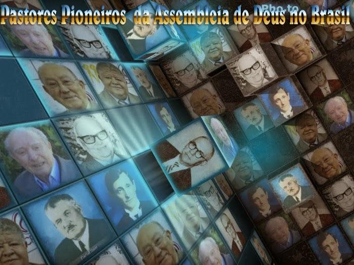 Pastores Pioneiros do Brasil 3