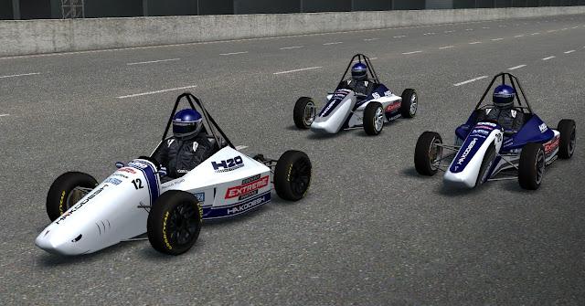 H2O apresenta seus primeiros carros para o Super MultiSeries Lfs_00000698