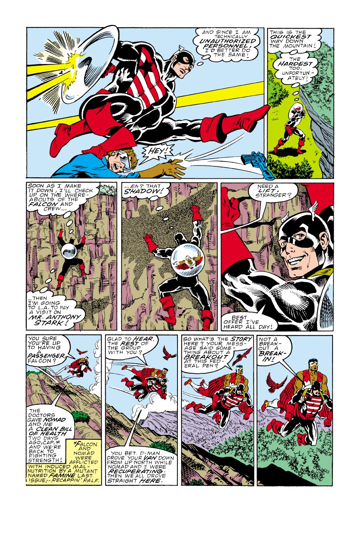 Captain America (1968) Issue #340 #270 - English 5
