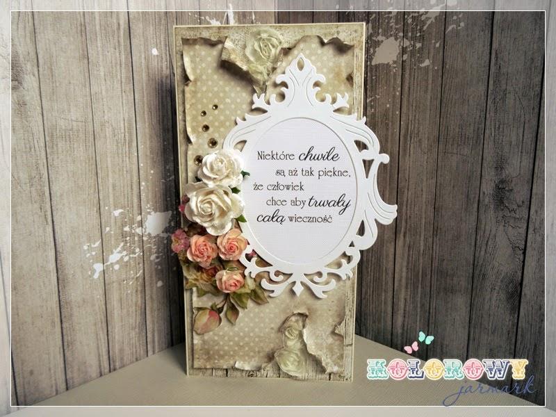 Różane karteczki