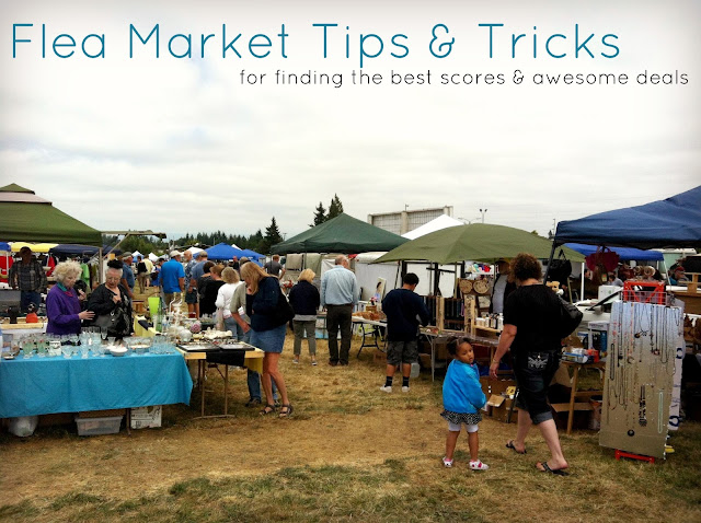 Top 10 Flea Market Tips & Tricks!