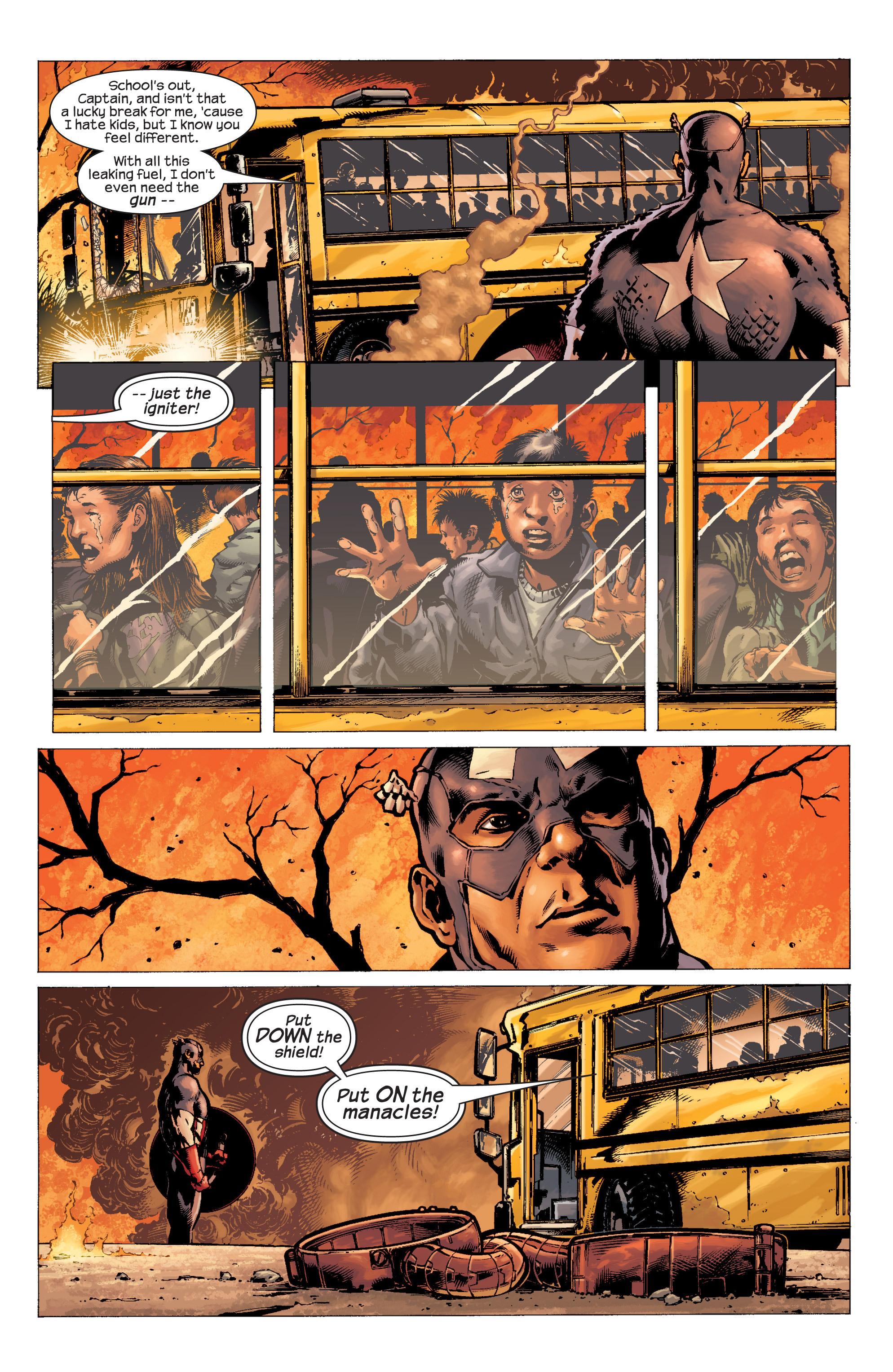 Captain America (2002) Issue #8 #9 - English 22