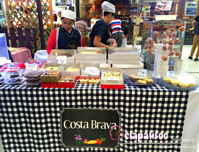 Costa Brava cakes