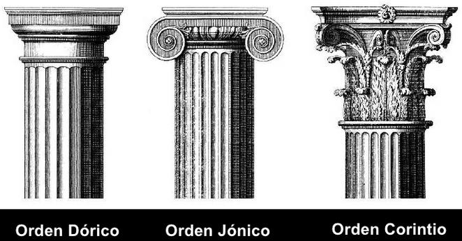 Órdenes de Arquitectura