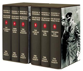 Winston Churchill: The Second World War [Druhá světová válka]