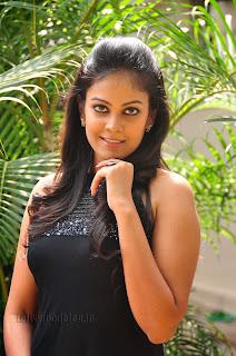 Chandini at kaalicharan premier show 006.jpg