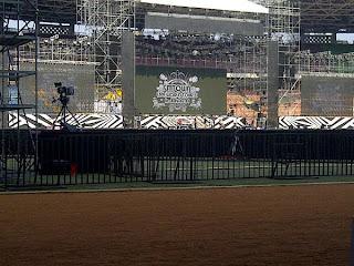 Foto Panggung Konser SM Town Indonesia GBK 2012