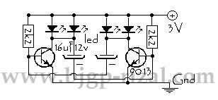 Flip-Flop dengan Transistor