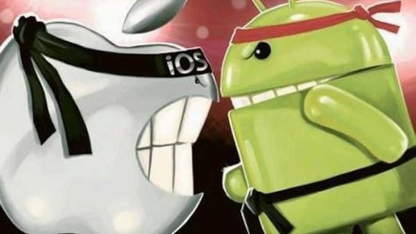 Android Está a Punto de Superar a iOS en Tráfico Web