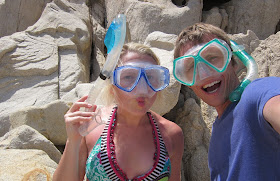 Snorkling!