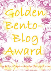 Golden Bento-Blog Award